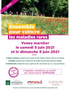 Read more about the article Balades solidaires au profit de l'association